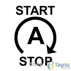 019 Start Stop Enduroline AGM Car Battery Renault Trafic Volvo VW Amarok Crafter