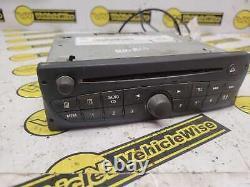 2001-2014 Renault Trafic Mk2 Radio CD Stereo Head Unit 281155444r Bp