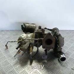 2011 Vauxhall Vivaro Trafic 2.0 DCI Cdti Diesel Turbo Charger Unit 8200822404