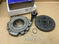 3pc Clutch Kit for Renault Master Trafic Opel Movano Vivaro 1.9 dCi 240mm & CSC