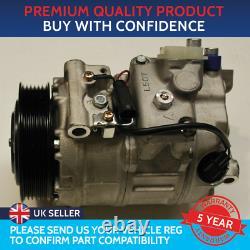 Air Con Compressor Pump To Fit Nissan Qashqai X-trail Renault Master Trafic