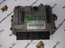 Centralita del motor Renault Master Trafic 8200635663 8200695639 0281013363