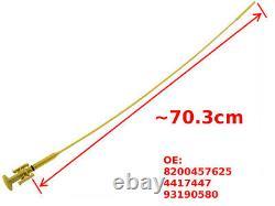 Dipstick Oil Level Filler For Renault Master Trafic 2 Nissan Interstar Primastar