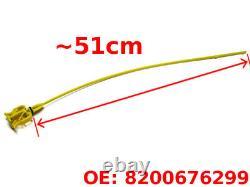 Engine Oil Level Dipstick For Renault Espace Laguna Master Trafic 8200676299