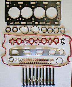 FOR VAUXHALL VIVARO MOVANO RENAULT TRAFIC 2.5 DCi G9U HEAD GASKET SET & BOLTS