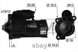 Fits RENAULT MASTER TRAFIC TRAFFIC MK1 2.1 1986-1997 D9R73 DIESEL STARTER MOTOR