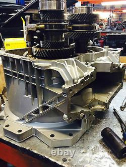 For RENAULT TRAFIC/VIVARO PK6 021 6speed Gearbox Fully Reconditioned 2002-07