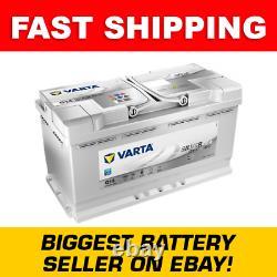 G14 Varta AGM 017 019 Car Battery Renault Trafic Volvo VW Amarok Crafter etc