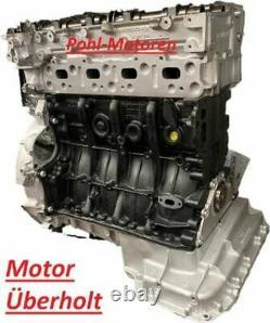 G9U 650 Motor Überholt RENAULT MASTER II BUS 2.5 DCI TRAFIC TRAFFIC G9U650