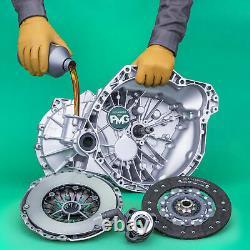 Gearbox 2.5 Pf6 Master Trafic Vivaro Pf6006 Pf6012 Pf6014 + Clutch Kit