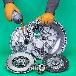 Gearbox Pk6 1.9 Dti Pk6008 Pk6021 Pk6025 Pk6075 Trafic Vivaro + Clutch Kit
