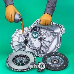 Gearbox Pk6 2.5 Dti Trafic Vivaro Master Pk6028 Pk6077 Pk6377 + Clutch Kit