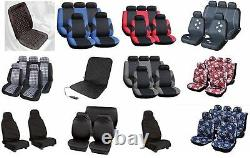 Genuine Quality Universal Fit Car Seat Covers Fits Most Renault Models