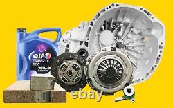 Getriebe Pf6 2.5 + Kupplungssatz Renault Master Trafic Opel Movano