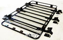 Large Steel Roof Rack fits Land Rover Renault Trafic Transit Master Fiat Ducati