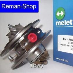 Melett CHRA Renault Master Trafic Vauxhall Movano Vivaro Interstar 2.5 146 bhp