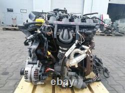Motor 2.5 DCI G9U LIFT RENAULT MASTER TRAFIC OPEL MOVANO 06-10 81TKM KOMPLETT