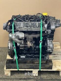 Motor 2.5 DCI G9U RENAULT MASTER TRAFIC OPEL MOVANO LIFT 06-10 78TKM KOMPLET