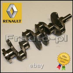 Neu Original Kurbelwelle Renault Master II Trafic II 2.5 dCi G9U 8200590738
