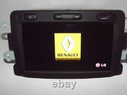 Renault Captur Trafic Master Gps Navi Navigation Media Nav Radio 281153830r