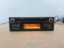 Renault Kangoo Trafic Master Van Bluetooth Car Radio CD Aux Usb Player & Code