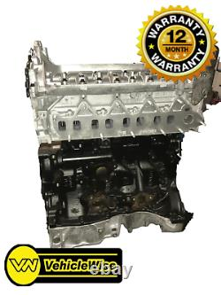 Renault Master Vauxhall Vivaro 2.5dci Reconditioned Engine G9u730 2005-2010