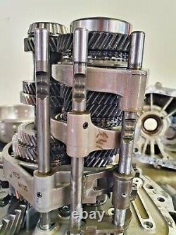 Renault Traffic Master PK6 PF6 Gearbox gear selector repair
