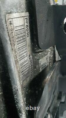 Renault Trafic Vauxhall Vivaro Nissan Primastar 2.0 Pf6 6 Speed Gearbox Pf6010