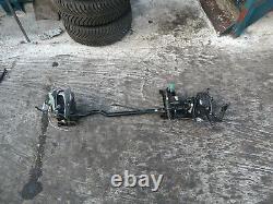 Renault Trafic Vivaro Clutch Pedal Including Clips Master Cylinder 2001-2013