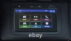 Reverse Camera Interface For Renault Master, Trafic 2015 With Media Nav Only