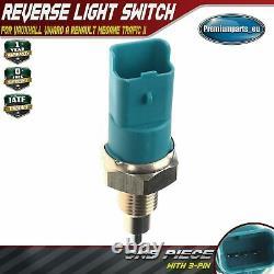 Reverse Light Switch for Vauxhall Vivaro A Renault Megane Trafic II Nissan Micra