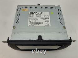 SAT NAV 2019 RENAULT MASTER Satellite Navigation Unit NCS3009158 2811 57477R