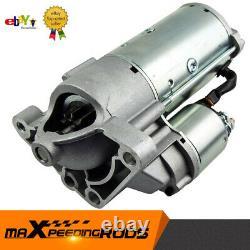 STARTER MOTOR For RENAULT MASTER MK2/TRAFIC MK2 2.2/2.5 DCI DIESEL 00-14 Updated