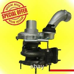 Turbo Charger Movano Master Trafic 2.2 90 hp 720244-2 8200100284 4404326
