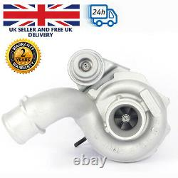 Turbocharger 714652 for Renault Trafic II 2.5 dCi. 2500 ccm, 135 BHP, 99 kW