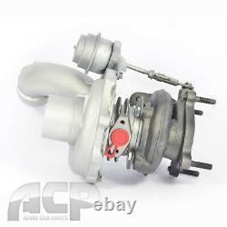 Turbocharger 714652 for Vauxhall Vivaro 2.5 CDTI/DTI. 2500 ccm, 135 BHP, 99 kW