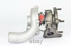 Turbocharger 717345 for Vauxhall Movano, Vivaro 1.9 DTI. 101 BHP, 74 kW