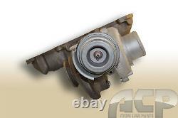 Turbocharger 752814 for Fiat, Vauxhall 1.9 CDTI, JTD. 100 / 120 BHP. 1910 ccm