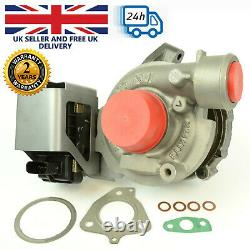 Turbocharger 762463 for Chevrolet Captiva 2.0 D. 150 BHP, 110 kW. Turbo +GASKETS
