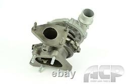 Turbocharger no. 795637 for Renault Master, Trafic 2.3 dCi 125. 125 BHP, 92 kW