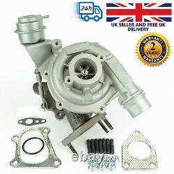 Turbocharger no. 795637 for Vauxhall Movano, Vivaro 2.3 CDTI. 125 BHP, 92 kW