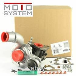 Turbolader F9Q 772 F9Q 774 738123 09121244 7701476298 Opel Renault 62 kW 84 PS