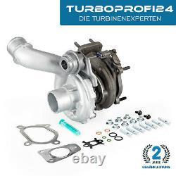 Turbolader Opel Vivaro 2.5 CDTI DTI 99 Kw 714652-5006S 4411253 Primastar Traffic